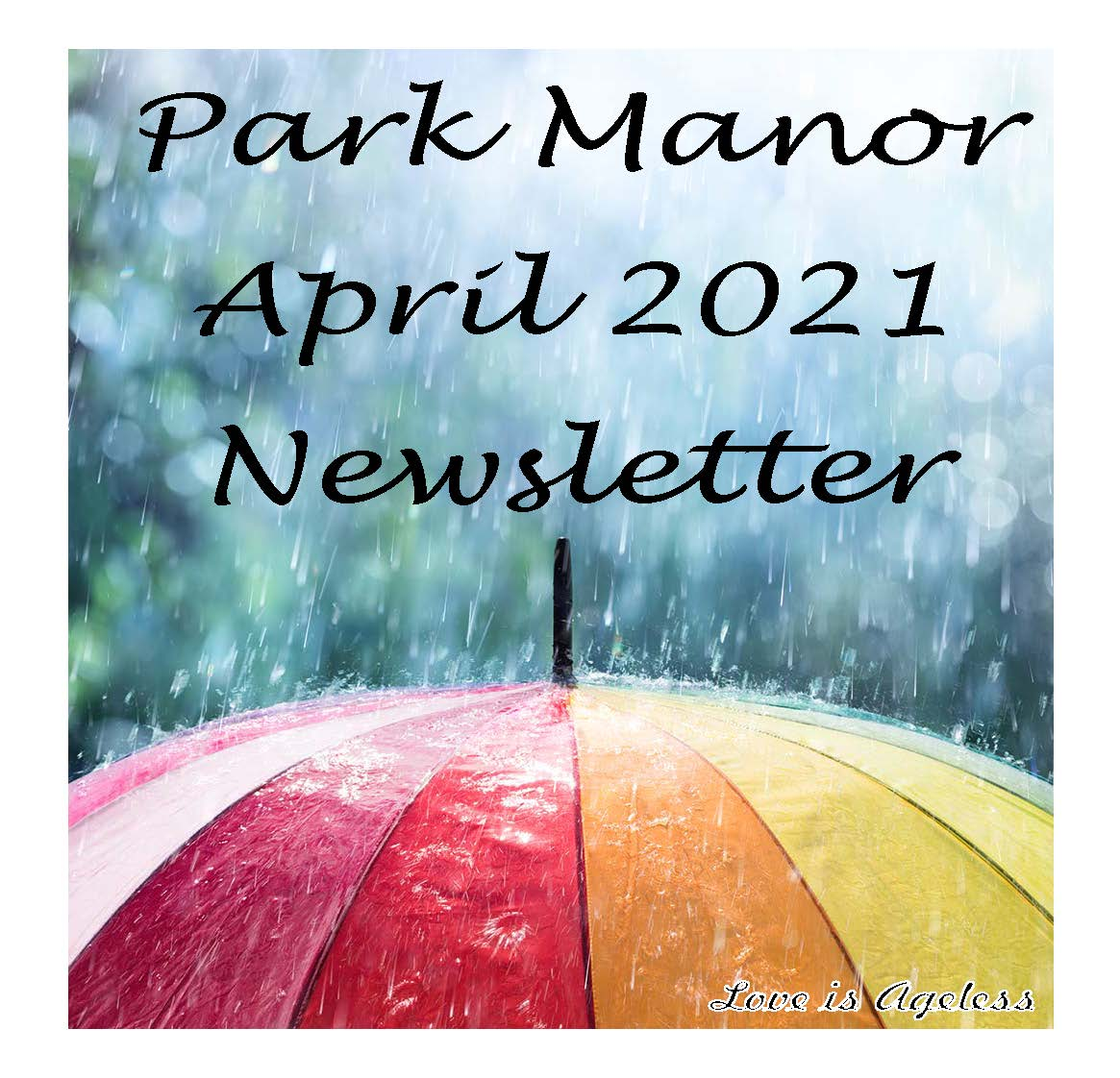 2021 April Newsletter
